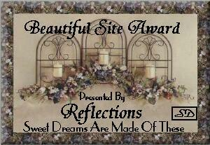 Reflections Beautiful Site Award